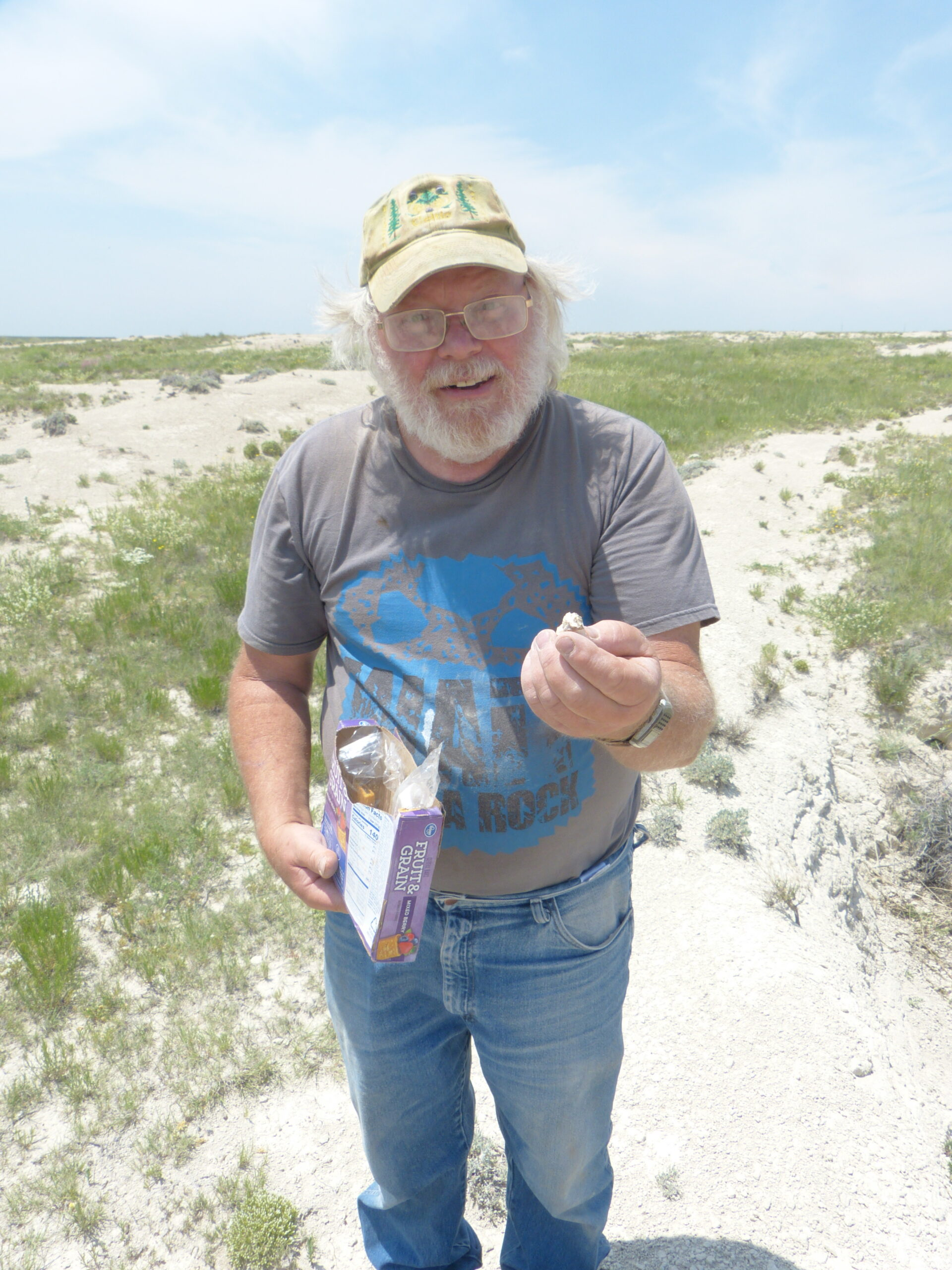 June Fieldtrip with Bob